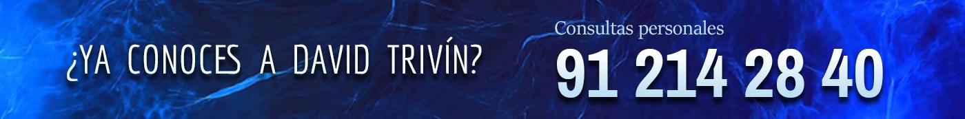 Reservas con David Trivín