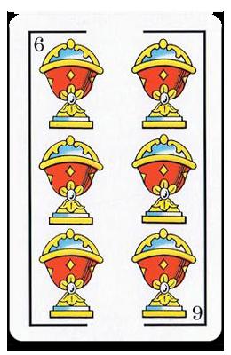 Seis de Copas