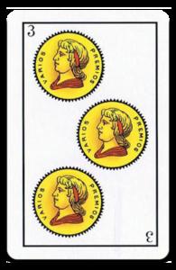 Tres de Oros