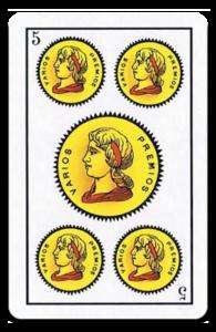 Cinco de Oros