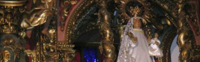 La Virgen del Acebo